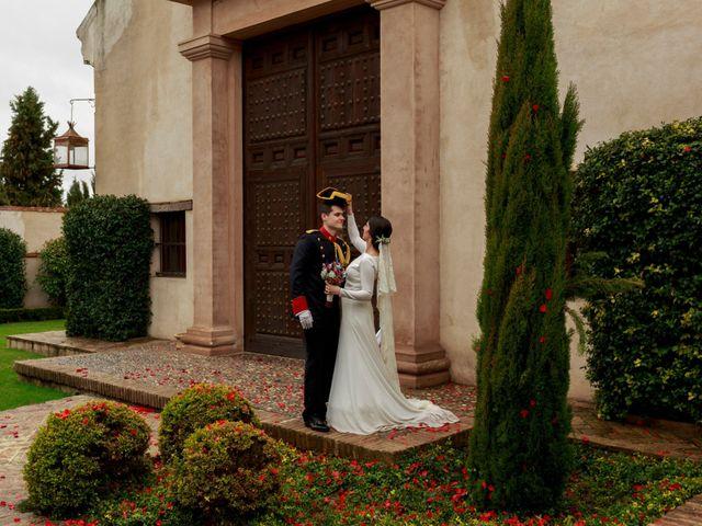 La boda de Chema y Elena en Madrid, Madrid 32