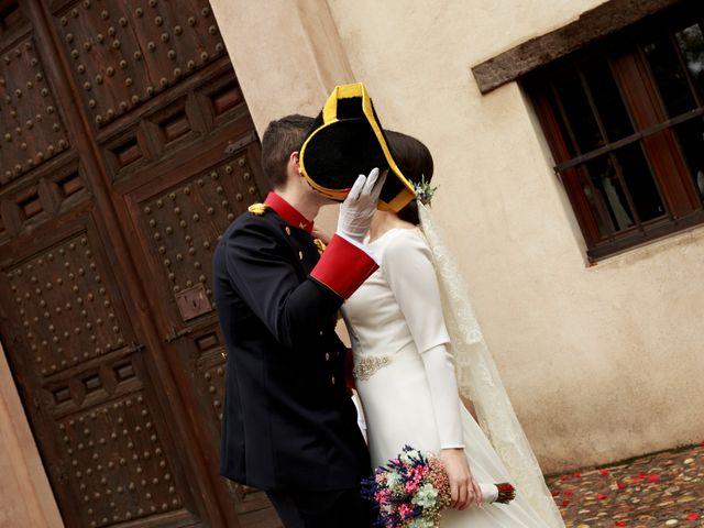 La boda de Chema y Elena en Madrid, Madrid 33