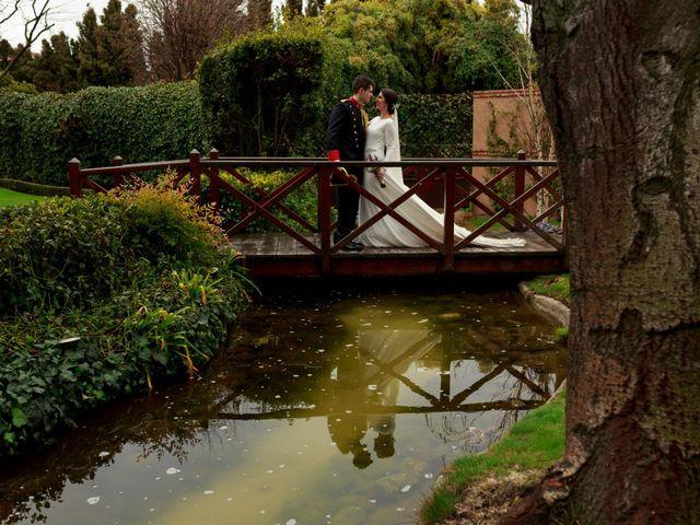 La boda de Chema y Elena en Madrid, Madrid 36