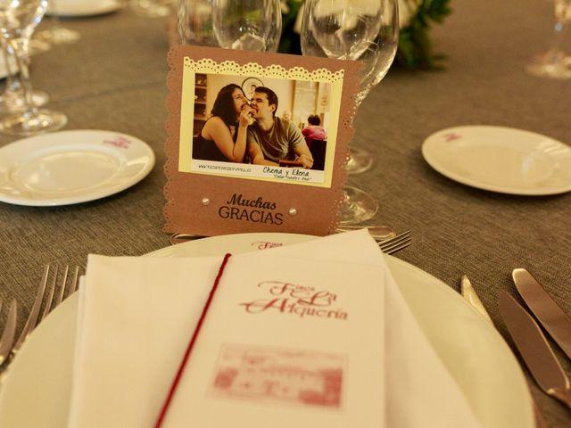 La boda de Chema y Elena en Madrid, Madrid 38