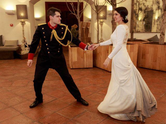 La boda de Chema y Elena en Madrid, Madrid 40