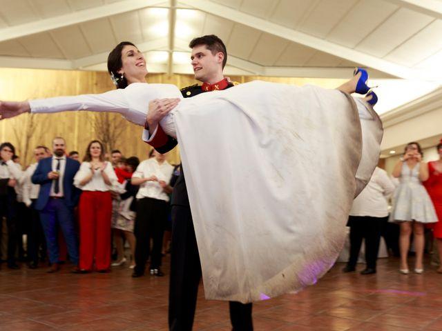 La boda de Chema y Elena en Madrid, Madrid 41
