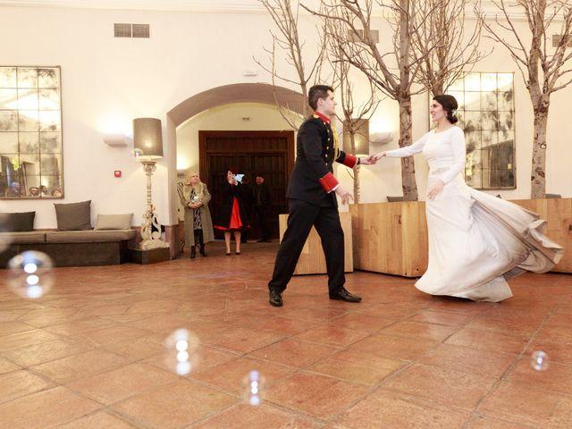 La boda de Chema y Elena en Madrid, Madrid 42