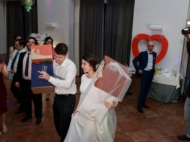 La boda de Chema y Elena en Madrid, Madrid 45
