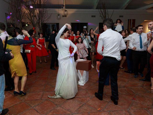 La boda de Chema y Elena en Madrid, Madrid 46