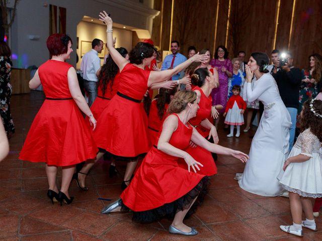 La boda de Chema y Elena en Madrid, Madrid 47