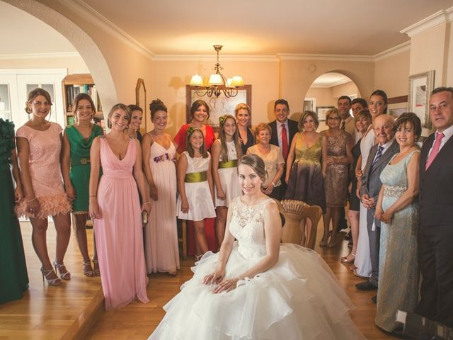 La boda de Javi y Sandra en Crevillente, Alicante 11