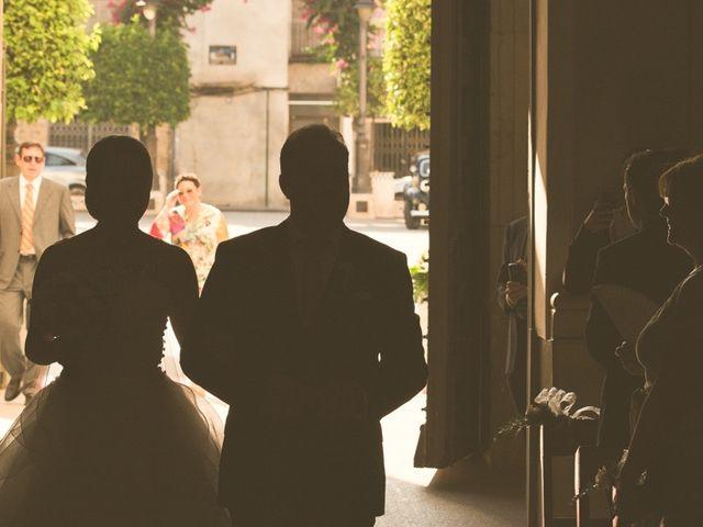 La boda de Javi y Sandra en Crevillente, Alicante 16