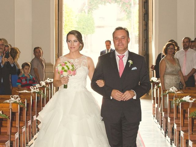 La boda de Javi y Sandra en Crevillente, Alicante 17