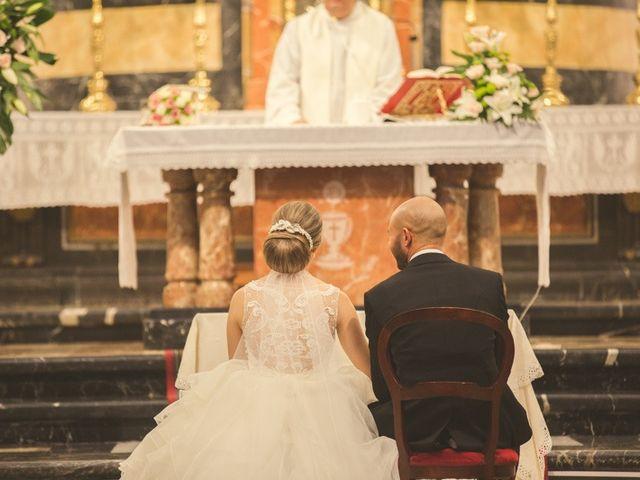 La boda de Javi y Sandra en Crevillente, Alicante 19