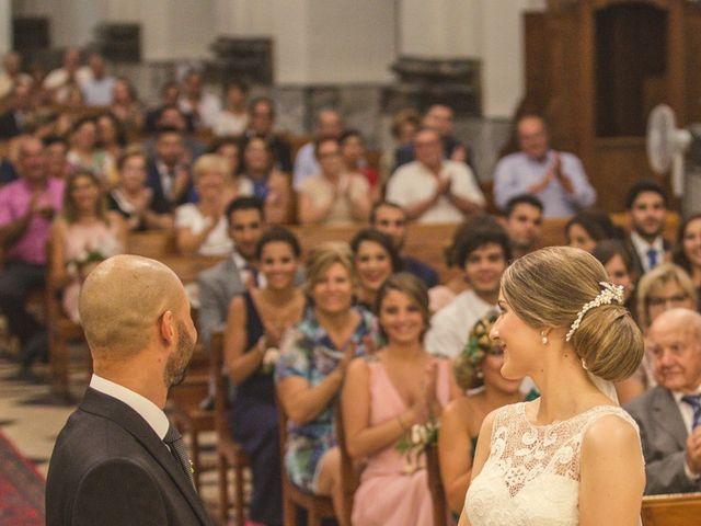 La boda de Javi y Sandra en Crevillente, Alicante 28