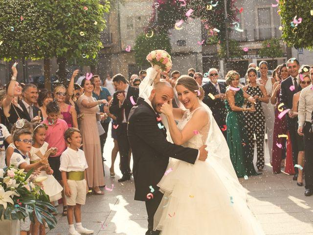 La boda de Javi y Sandra en Crevillente, Alicante 30