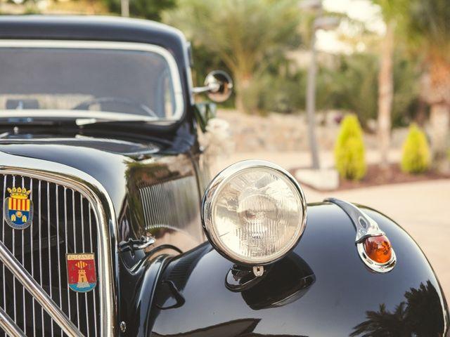 La boda de Javi y Sandra en Crevillente, Alicante 31