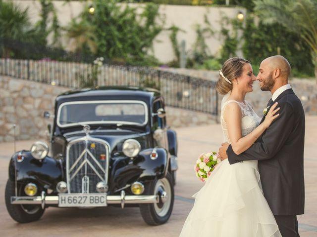 La boda de Javi y Sandra en Crevillente, Alicante 32