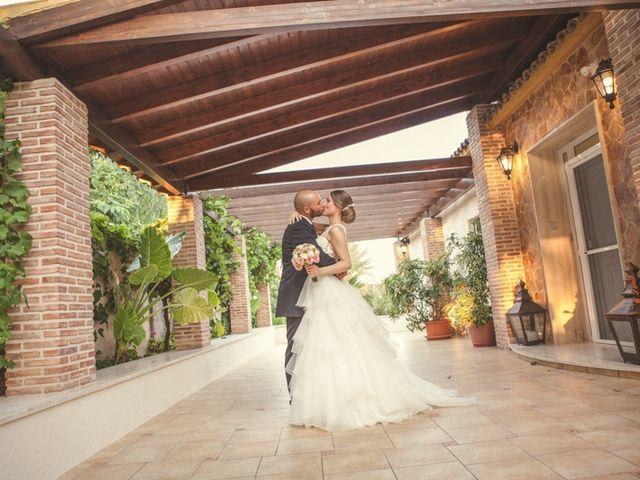 La boda de Javi y Sandra en Crevillente, Alicante 34