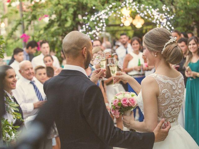 La boda de Javi y Sandra en Crevillente, Alicante 38