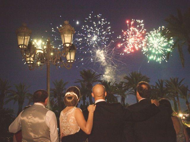 La boda de Javi y Sandra en Crevillente, Alicante 39