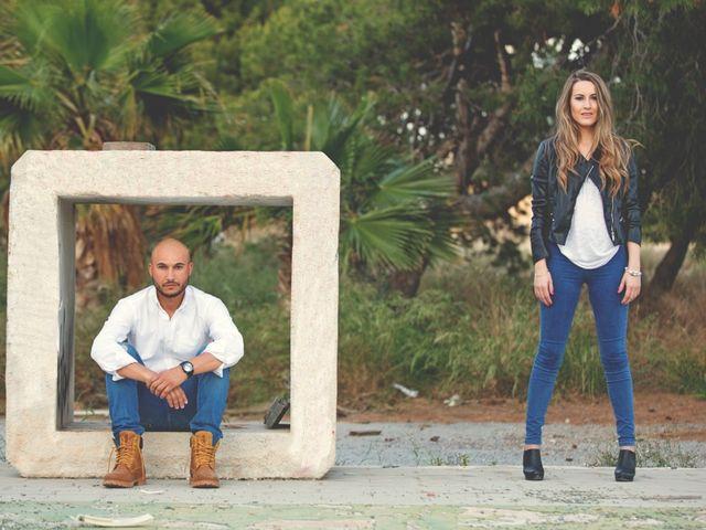 La boda de Javi y Sandra en Crevillente, Alicante 43