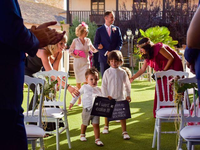 La boda de Pepe y Joanna en Belmonte, Cuenca 14