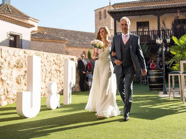 La boda de Pepe y Joanna en Belmonte, Cuenca 15