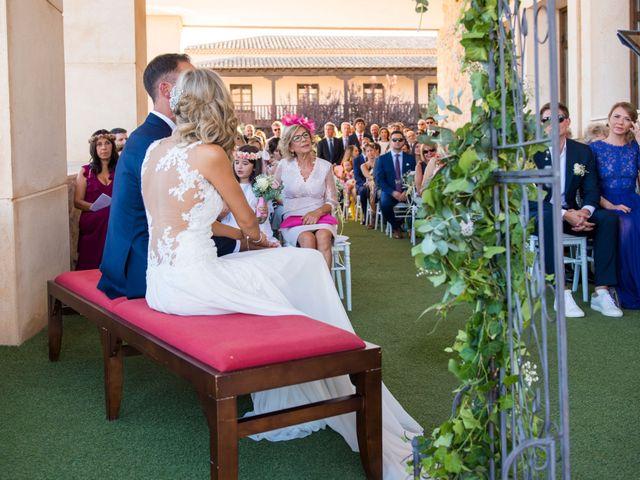 La boda de Pepe y Joanna en Belmonte, Cuenca 16