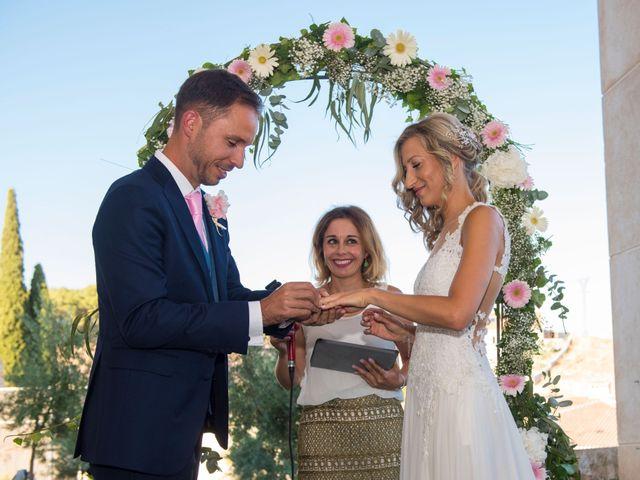La boda de Pepe y Joanna en Belmonte, Cuenca 21
