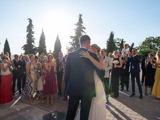 La boda de Pepe y Joanna en Belmonte, Cuenca 2