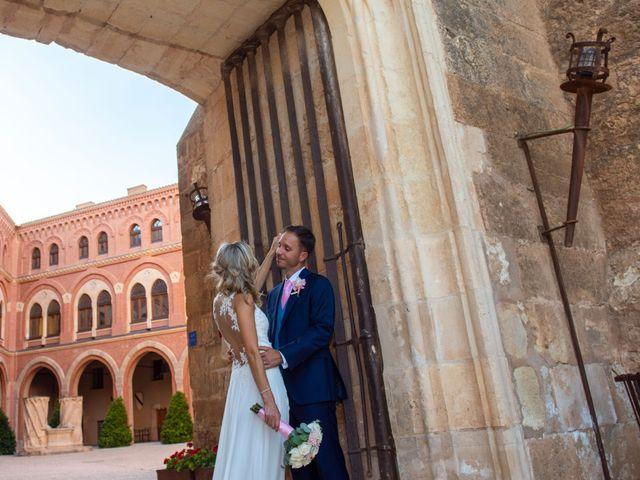 La boda de Pepe y Joanna en Belmonte, Cuenca 23