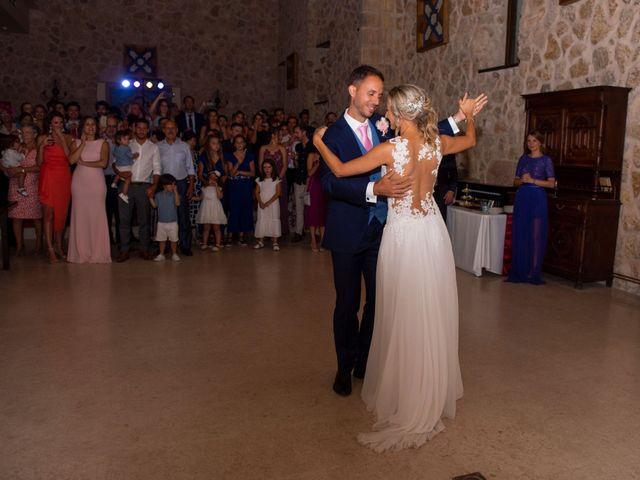 La boda de Pepe y Joanna en Belmonte, Cuenca 32