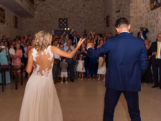 La boda de Pepe y Joanna en Belmonte, Cuenca 34