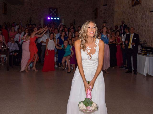 La boda de Pepe y Joanna en Belmonte, Cuenca 35