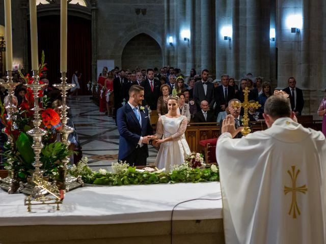 La boda de Pedro y María en Almudevar, Huesca 11