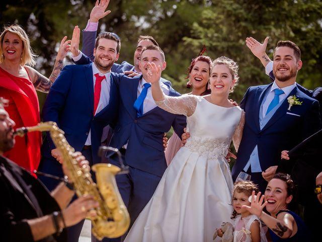 La boda de Pedro y María en Almudevar, Huesca 16