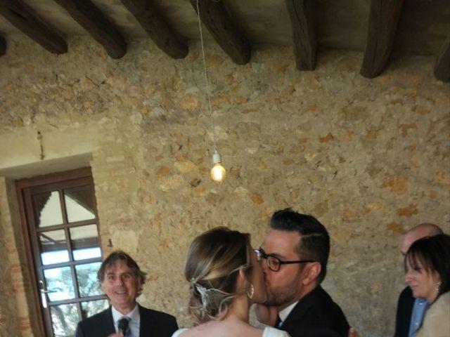La boda de Albert y Susana en L' Escala, Girona 2