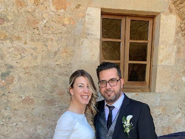 La boda de Albert y Susana en L' Escala, Girona 3