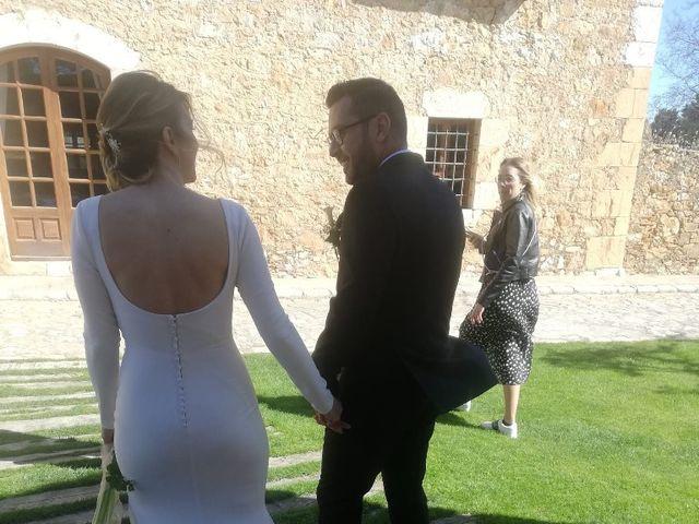 La boda de Albert y Susana en L' Escala, Girona 5