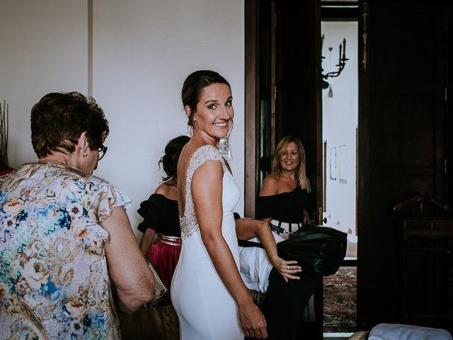 La boda de Jose y Ángeles en La Orotava, Santa Cruz de Tenerife 10