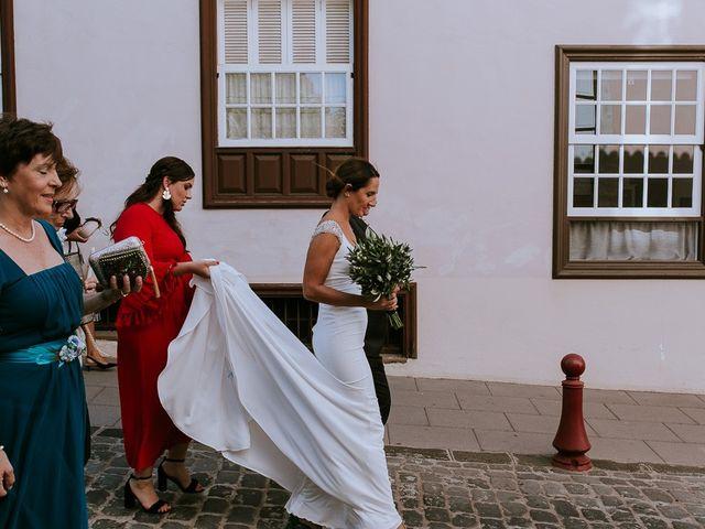 La boda de Jose y Ángeles en La Orotava, Santa Cruz de Tenerife 13