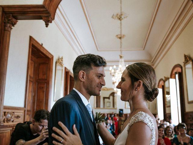 La boda de Jose y Ángeles en La Orotava, Santa Cruz de Tenerife 17