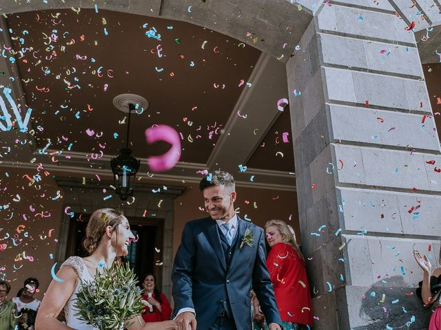 La boda de Jose y Ángeles en La Orotava, Santa Cruz de Tenerife 19
