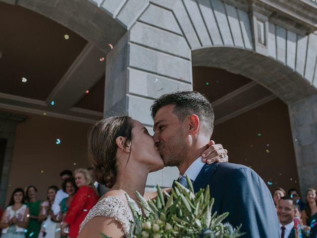 La boda de Jose y Ángeles en La Orotava, Santa Cruz de Tenerife 20