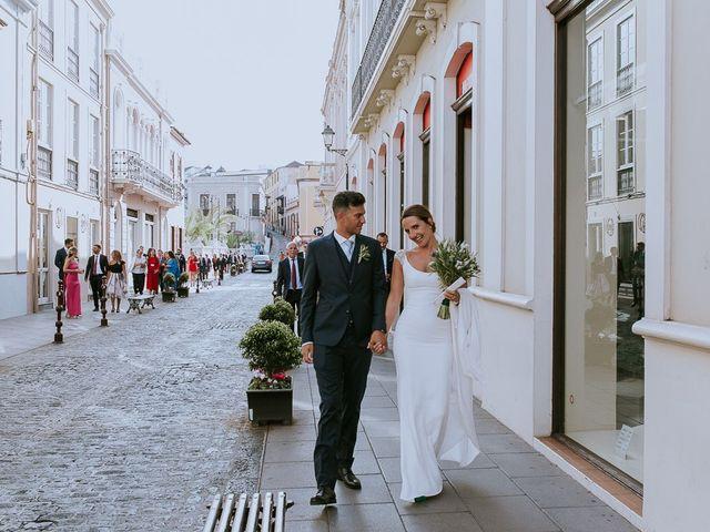 La boda de Jose y Ángeles en La Orotava, Santa Cruz de Tenerife 24