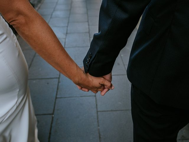 La boda de Jose y Ángeles en La Orotava, Santa Cruz de Tenerife 25