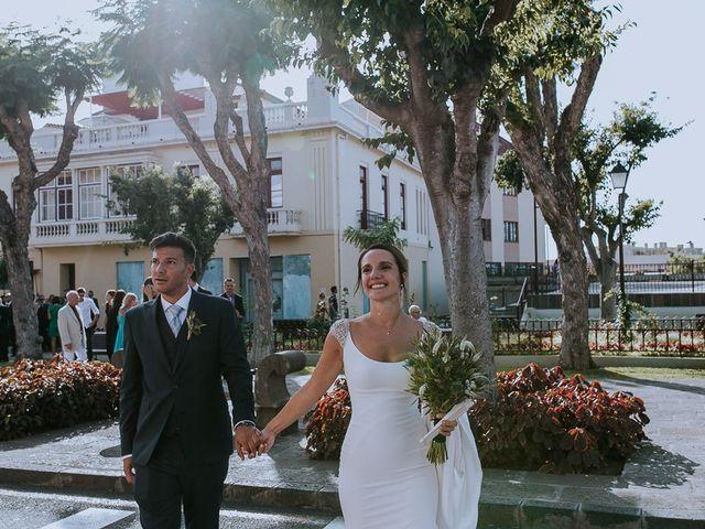 La boda de Jose y Ángeles en La Orotava, Santa Cruz de Tenerife 27