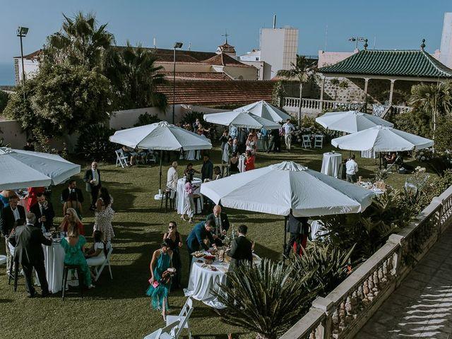 La boda de Jose y Ángeles en La Orotava, Santa Cruz de Tenerife 30