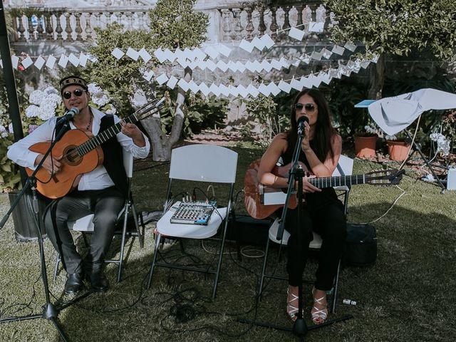 La boda de Jose y Ángeles en La Orotava, Santa Cruz de Tenerife 33