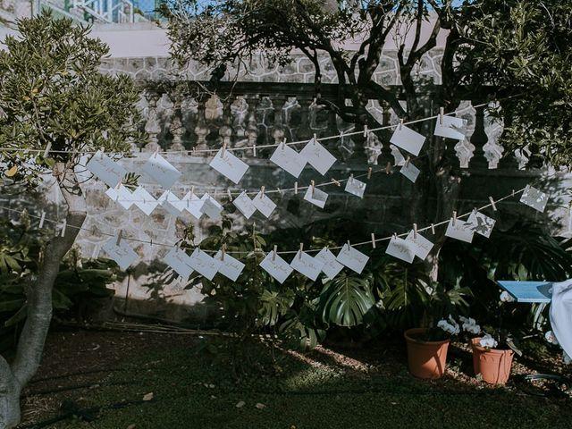 La boda de Jose y Ángeles en La Orotava, Santa Cruz de Tenerife 34