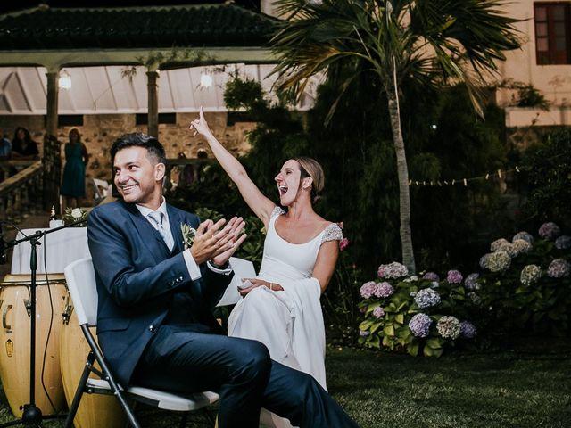 La boda de Jose y Ángeles en La Orotava, Santa Cruz de Tenerife 41