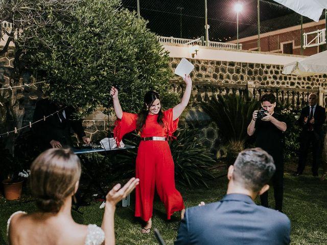 La boda de Jose y Ángeles en La Orotava, Santa Cruz de Tenerife 42