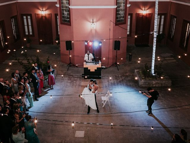 La boda de Jose y Ángeles en La Orotava, Santa Cruz de Tenerife 44